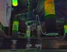 Лавовая лампа в игре EverQuest