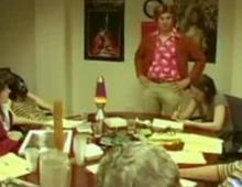 """Лавовая лампа в ролике """"Конференция разработчиков видеоигр в 1979 году"""""""